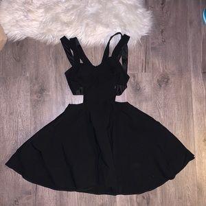 ASOS cut out dress
